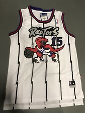 Toronto Raptors Vince Carter Vintage Jersey Home Color
