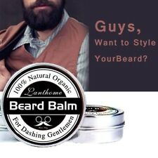 Beard Balm Natural Oil Conditioner Beard Care Moustache Wax Men Grooming Kit