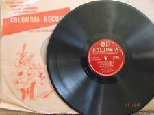 """Columbia 10"""" 78/Buddy Clark/If I Had My Life To Live Over/It Might Have Been..."""