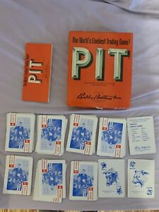 Vintage 1962 Parker Brothers Pit Bull and Bear Game