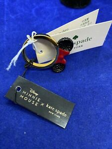 Kate Spade New York Minnie Mouse Disney Ring Size 6 NWT
