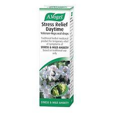 A. Vogel Stress Relief Daytime Valerian-hops oral drops 50ml  thr no 13668/0027