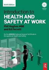 Introduction to Health and Safety at Work: for the NEBOSH National General Certi