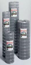 """48"""" H x 100' L, 2"""" x 4"""" Mesh, Welded Wire, 14 Gauge, 9/P Fencing 551342"""