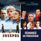JOSEPHA / FEMMES DE PERSONNE (MUSIQUE DE FILM) - GEORGES DELERUE (CD)