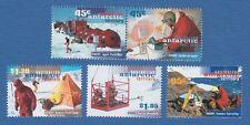 Australian Antarctic 1997 Explorers shipments Exploration Expeditions MNH ** OG