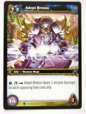 WoW: World of Warcraft Cards: ADEPT BRETON 174/361 - played