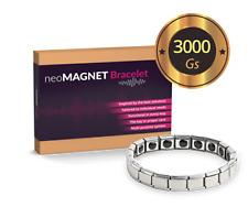 NeoMAGNET Bracelet.