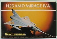 Heller Humbrol 80007-AMD MIRAGE IV A - 1:125 - Modèle d'avion kit-Kit