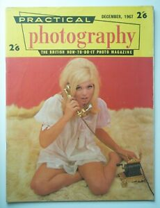 1967 DEC PRACTICAL PHOTOGRAPHY BRITISH HOW-TO-DO PHOTO MAGAZINE UNITED KINGDOM