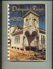 Vintage ~ Distinguished Recipes from Distinguished Cooks ~ Spiral Bound