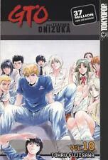 Great Teacher Onizuka 18 (May 2004, Tokyopop) acceptable condition