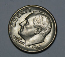 One Dime United States of America Coin 1984 Münze TOP! (E3)