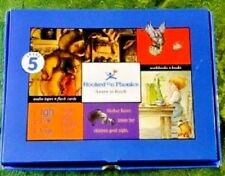 Hooked on Phonics (Hop) - Learn to Read - Level 5 Box Set with Workbook New