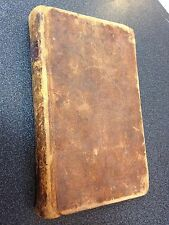 Enfield's The Speaker by William Enfield 1774 - 1800 Printing Antique Book