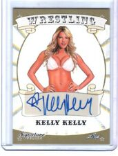 Kelly Kelly 2016 Leaf Wrestling Signature Series Authentic Autograph Card WWE