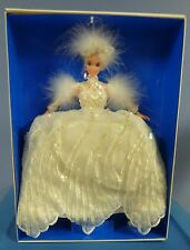 New 1994 Snow Princess Barbie Doll Enchanted Seasons Collection Limited Edition