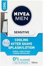 Nivea Men Sensitive Cooling After Shave Lotion Calming Skin 100 ml