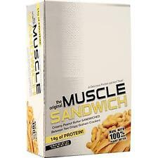 Muscle Foods Muscle Sandwich Bar Original 12 bars