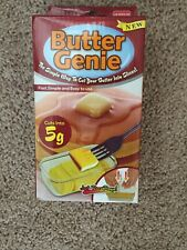 💥💥NEW BUTTER GENIE BUTTER SLICER & STORAGE CONTAINER AS SEEN ON TV  NEW IN BOX