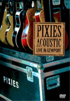 PIXIES Acoustic Live In Newport DVD BRAND NEW PAL Region 4