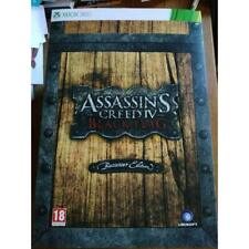 Assassin's Creed Black Flag Buccaneer Edition Xbox 360 Ubisoft Collector