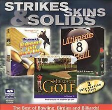 Strikes Skins & Solids Cold Coolection (Jewel Case) (6-Pack) - PC