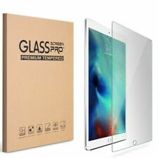 Tempered Glass Film Screen Protector For Apple iPad 2 3 4 Mini Air 3 10.5' 10.2'