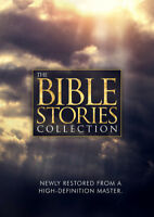 The Bible Stories Collection [New DVD] Boxed Set