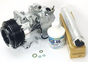 A/C Compressor Kit for Infiniti 2009-2012 FX35 Remanufactured 1Yr Wrty.