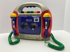 !!!Extremely Rare!!!Nintendo Dual Microphone Cassette Player/Recorder