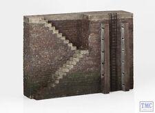 42-569 Scenecraft N Gauge Quayside Walls with Steps