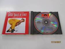 SOUNDTRACK GREAT BALLS OF FIRE CD 1989