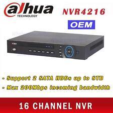 Dahua NVR4216-4KS2 16 Channel NVR Network Video Recorder Onvif 8M IP Camera NVR