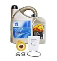 ORIGINAL OPEL Motoröl 5W-30 dexos2 LongLife 6 Liter + Ölfilter 98018448 1.7CDTI
