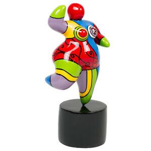 Dolly Figurine Medium -hommage An Niki De Saint Phalle- Nana Thick Woman 20470