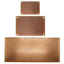 5 X Pcb Prototype Breadboard Circuit Project Test Wiring Board Sigle Side 5 30cm