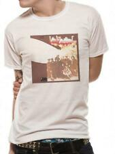OFFICIAL LICENSED - LED ZEPPELIN - II COVER T SHIRT PLANT PAGE ROCK