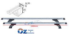 1560mm TOYOTA Hilux SR SR5 Roof Racks Whispbar HD roof rack Crossbars Pair NEW