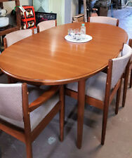 Teak Vintage/Retro Dining Furniture Sets