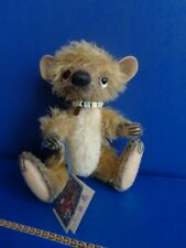 "8.5"" Ooak Mouse By Penny Noble- Handmade Artist Original ""Cookie"""