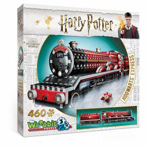 Harry Potter: Hogwarts Express 460pc 3D Puzzle Jigsaw