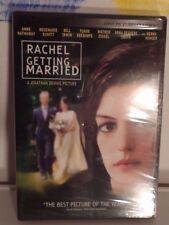 NEW SEALED Rachel Getting Married (Widescreen DVD, 2009) Anne Hathaway R