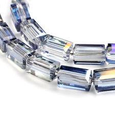 Vidrio de 8 mm imitación perlas-Dorado Pálido 50 Granos la fabricación de joyas