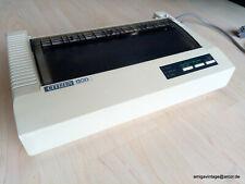 Citizen 120D MPS 1200 C64 Commodore Amiga NLQ Drucker seriell Anleitung