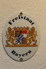 Emailschild  Freistaat Bayern