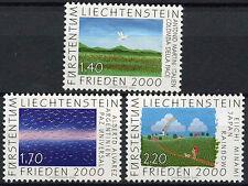 Liechtenstein 2000 SG#1224-6 Peace MNH Set #D2030