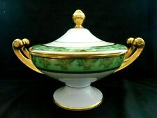 Hutschenreuther Selb Bavaria HUT1569 Centerpiece Covered Serving Bowl w1s7
