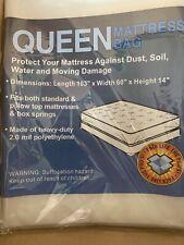 New listing Queen size mattress Bag