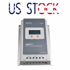 EPEVER Tracer 3210A 30A MPPT Solar Panel Battery Charge Controller 12/24V AUTO